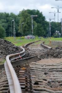 Bent Track