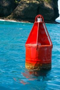 Buoy on Water